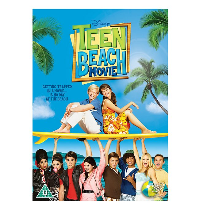 Teen Beach Movie DVD