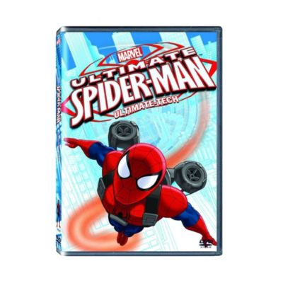 Ultimate Spiderman Volume 4 Boxset DVD