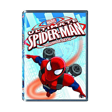 Ultimate Spider-Man Volume 4 Boxset DVD