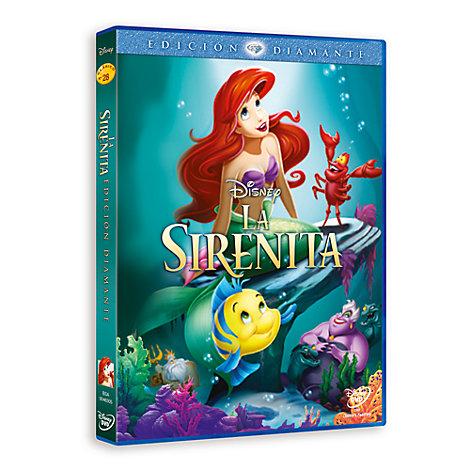 La Sirenita DVD