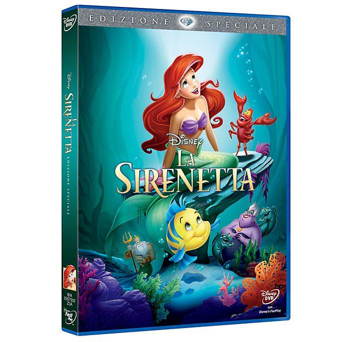 La Sirenetta Edizione Speciale - DVD