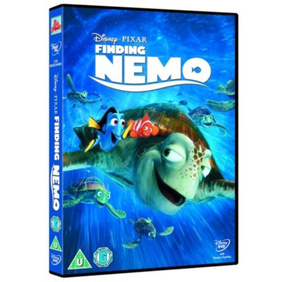 Finding Nemo DVD