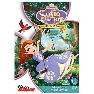 Sofia Ready To Be A Princess DVD