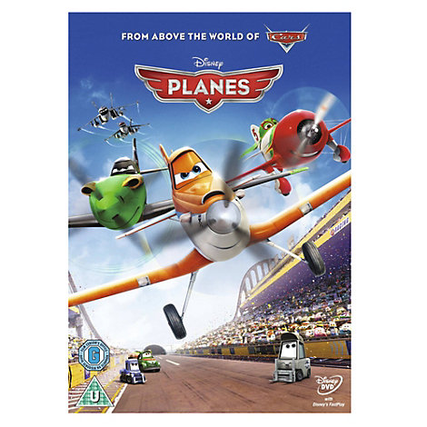 Planes DVD