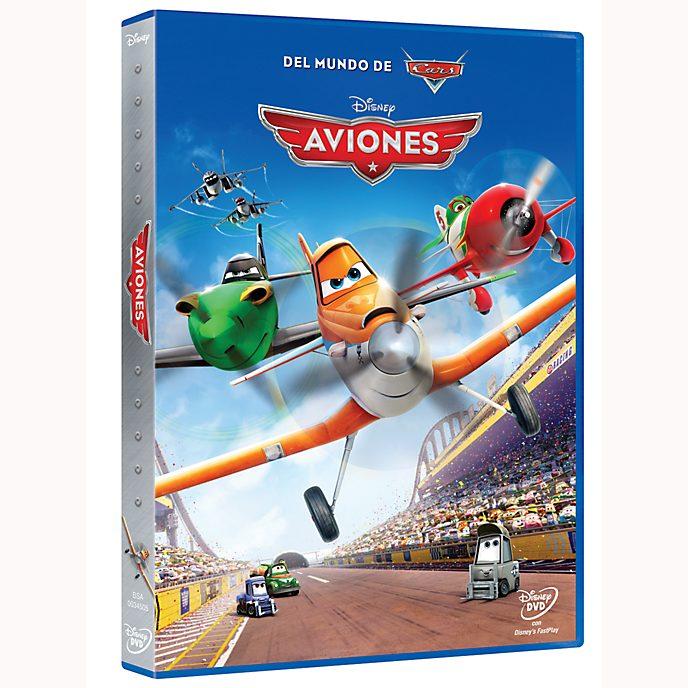 Aviones en DVD