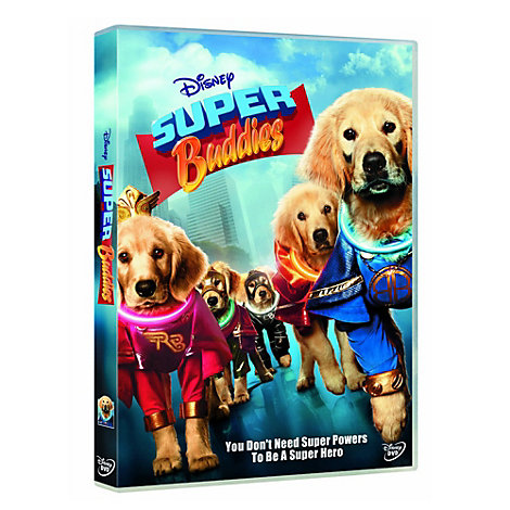 Super Buddies DVD