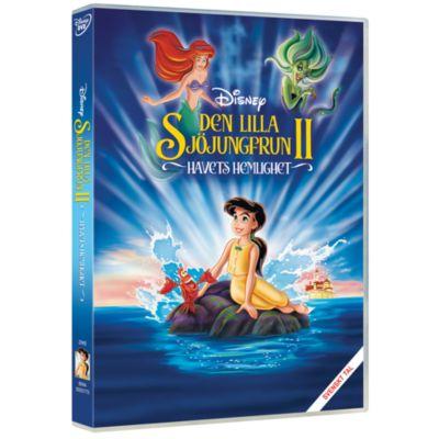 Den Lilla Sjöjungfrun 2 DVD