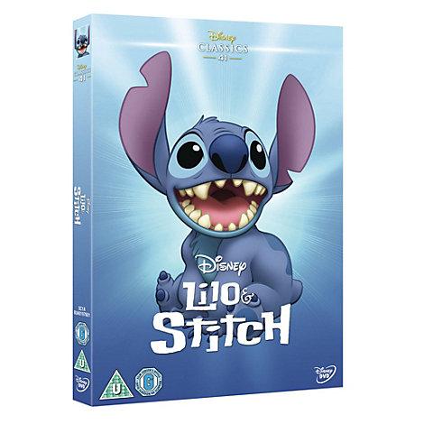 Lilo and Stich DVD