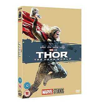 Marvel's THOR: The Dark World DVD