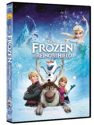 Frozen: El Reino del Hielo DVD
