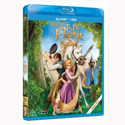 To På Flugt Blu-Ray