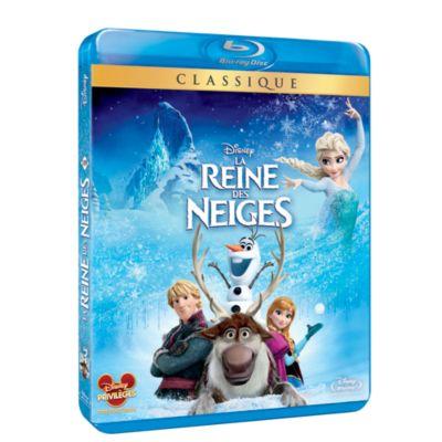 La Reine des Neiges Blu-Ray