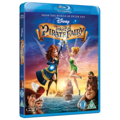 Tinker Bell and The Pirate Fairy Blu-ray
