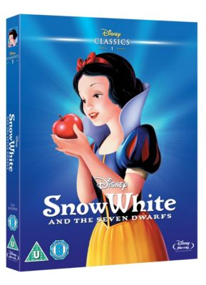 Snow White Blu-ray