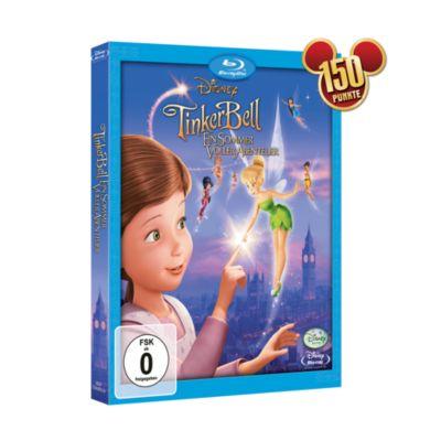 Tinkerbell - Ein Sommer voller Abenteuer (Blu-ray)