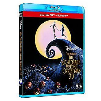 Nightmare Before Christmas 3D Blu-ray