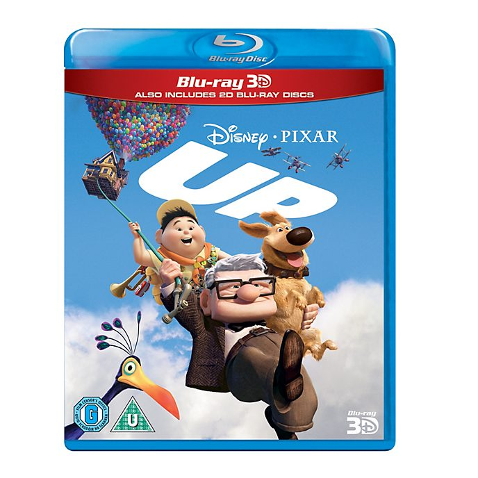 Up 3D Blu-ray