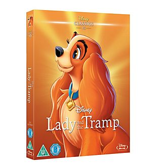 Lady & The Tramp Blu-ray