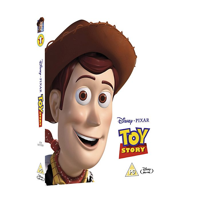 Toy Story 1 Blu-ray