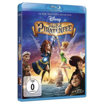 TinkerBell und die Piratenfee (Blu-ray)