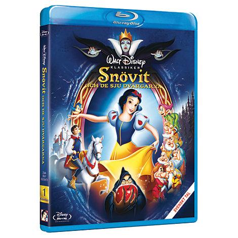 Snövit och de sju dvärgarna Blu-Ray
