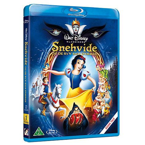 Snehvide og de syv små dværge - Blu-ray