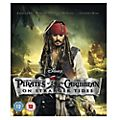 Pirates of the Caribbean: On Stranger Tides Blu-ray