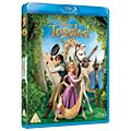 Tangled Blu-ray