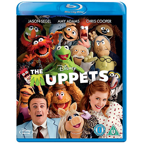 The Muppets Blu-ray