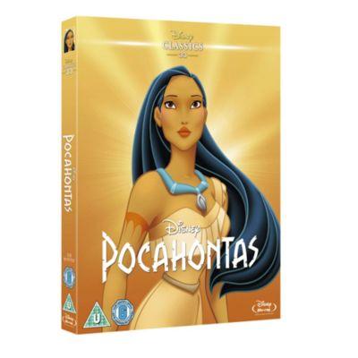 Pocahontas Blu-ray