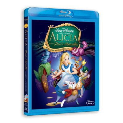 Alicia en el País de las Maravillas Blu-Ray