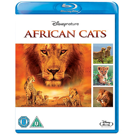 African Cats Blu-ray