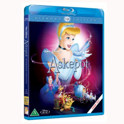 Askepot Blu-Ray