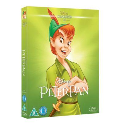 Peter Pan Blu-ray