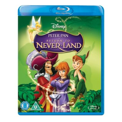 Peter Pan 2: Return To Neverland Blu-ray