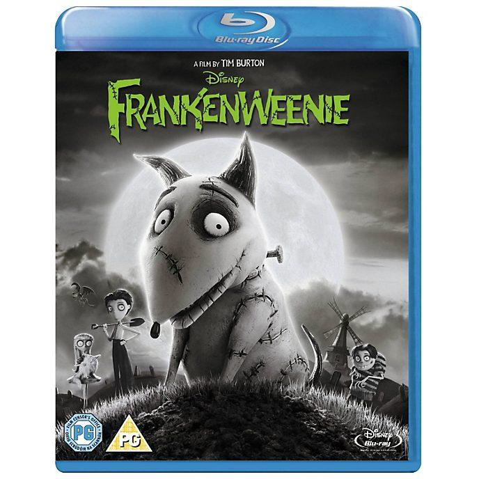 Frankenweenie Blu-ray