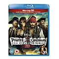 Pirates of the Caribbean: On Stranger Tides 3D Blu-ray