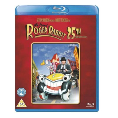 Who Framed Roger Rabbit? Blu-ray