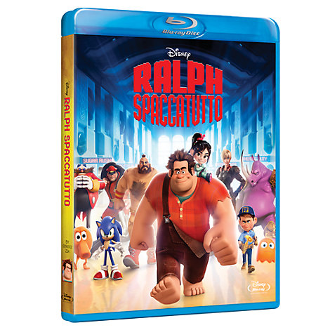 Ralph Spaccatutto - Blu-ray
