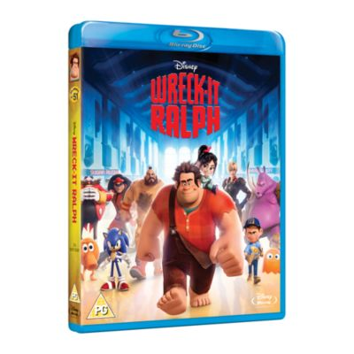Wreck It Ralph Blu-ray