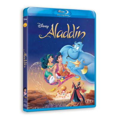 Aladdín Blu-ray