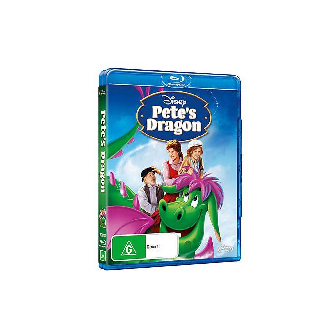 Pete's Dragon Blu-ray