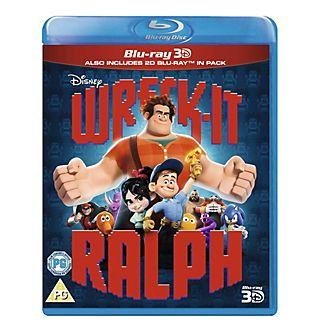 Wreck-It Ralph 3D Blu-ray