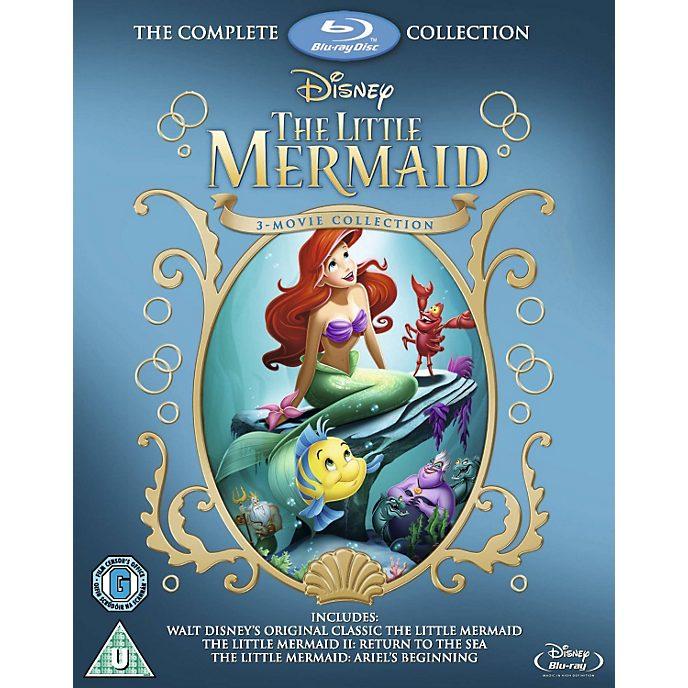 The Little Mermaid 1, 2 & 3 Blu-ray Boxset