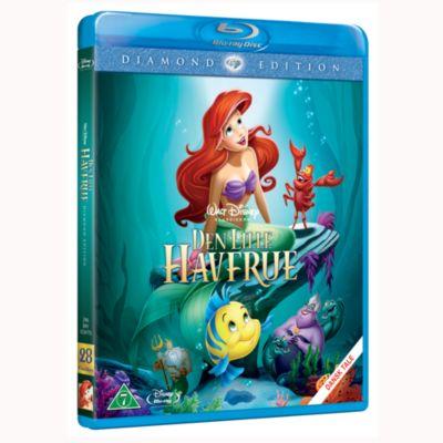 Den Lille Havfrue Blu-Ray