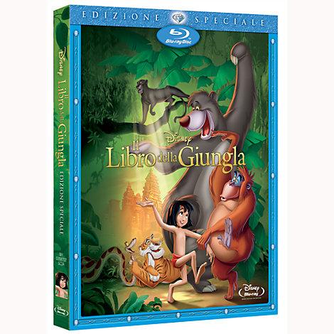 Il Libro della Giungla - Blu-ray