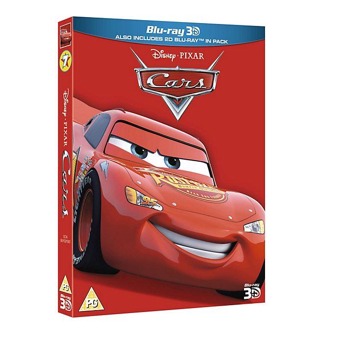 Cars 3D Blu-ray