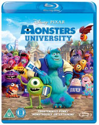 Monsters University Blu-ray