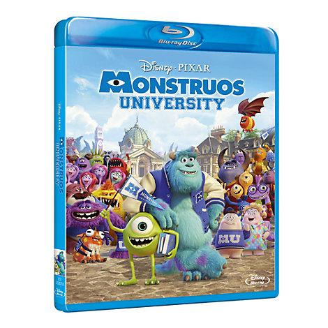 Monstruos University Blu-Ray