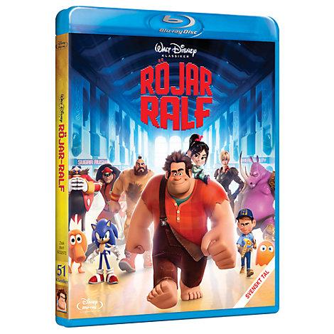 Röjar-Ralf Blu-Ray